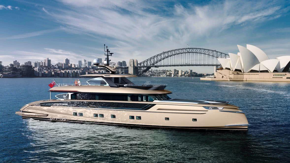 Dynamiq GTT 135 Golden Yacht
