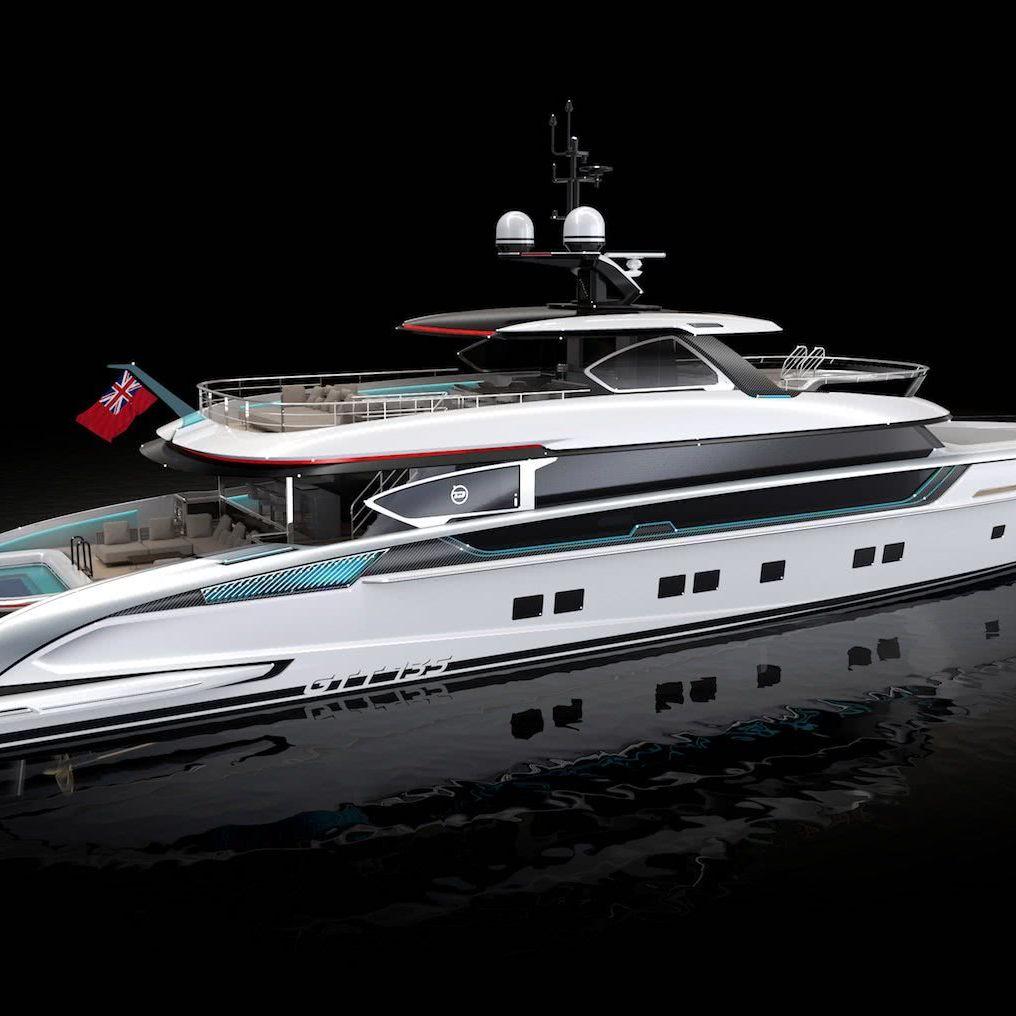 Dynamiq GTT 135 Motor Yacht