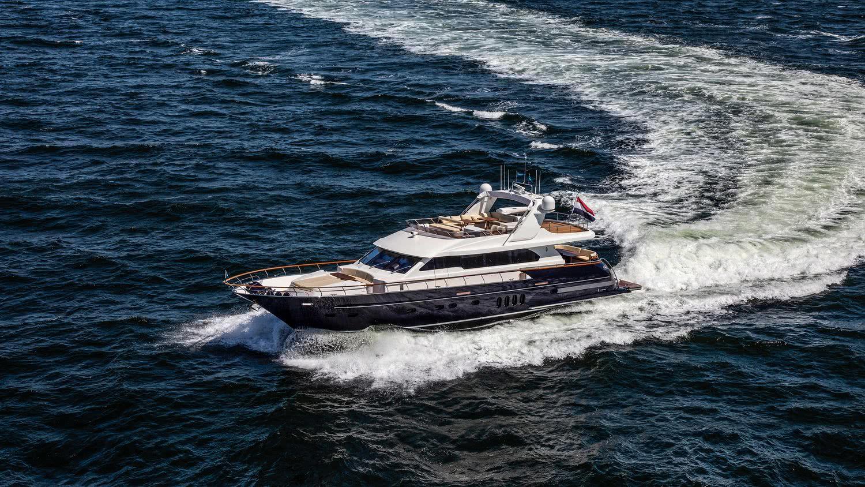 Joy Motor Yacht Van der Valk Shipyard