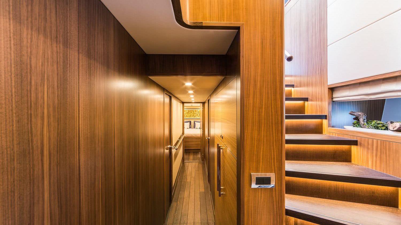 Joy Yacht Van der Valk Shipyard Interior