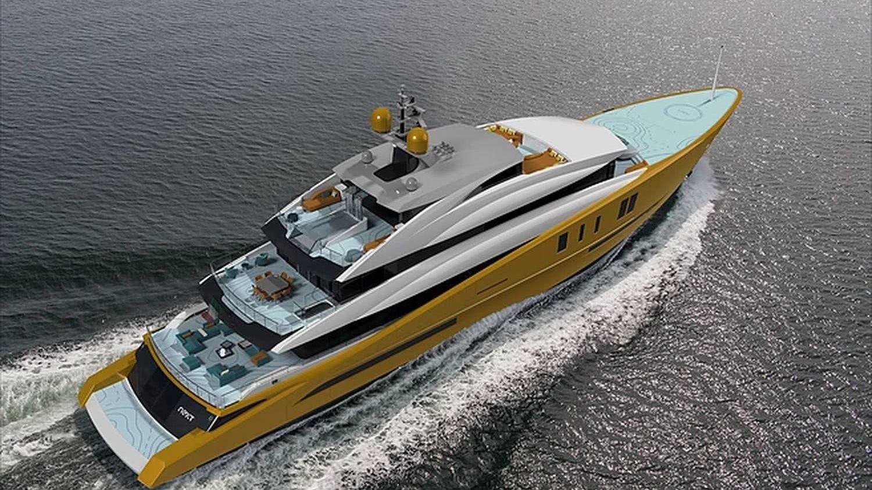 Next Nicolo Piredda Yacht Design Lürssen