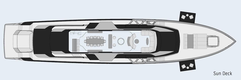 SARP XSR 155 Red Yacht Design