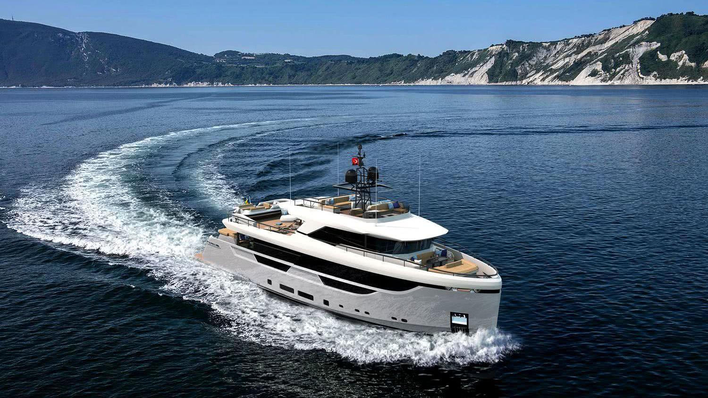 V for Explorer Yacht 30m