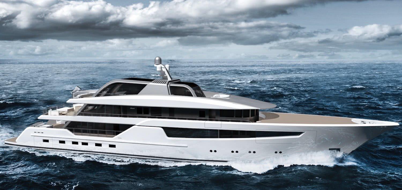 Vitrum Gianmarco Cardia Lürssen Yacht Design