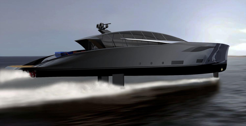 Hermes Yacht Aristotelis Betsis