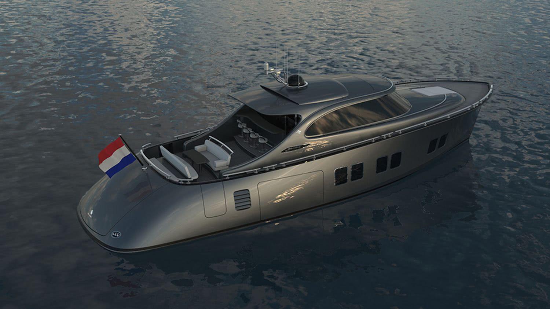 Zeelander Z72 Motor Yacht