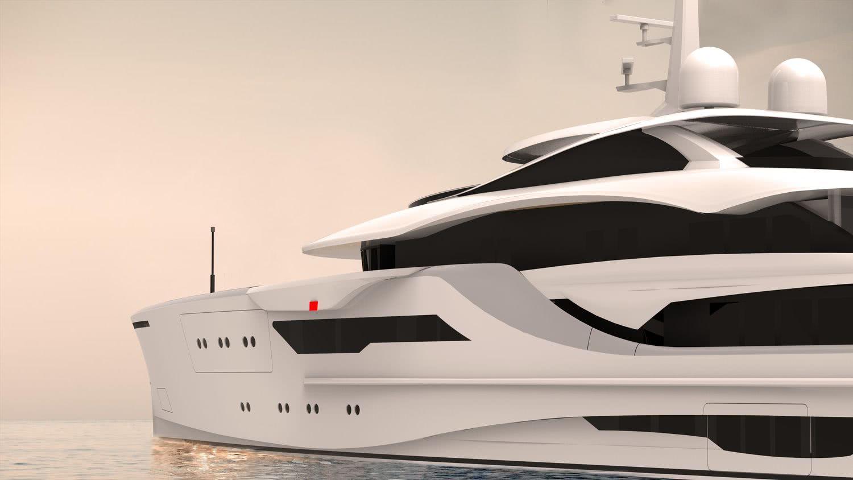 62m Yacht Aristotelis Betsis Lürssen