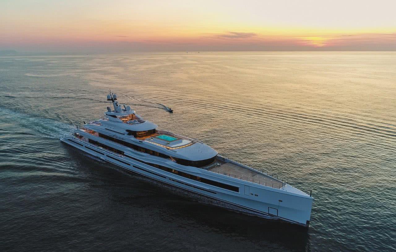 Benetti FB277 MY LANA Yacht