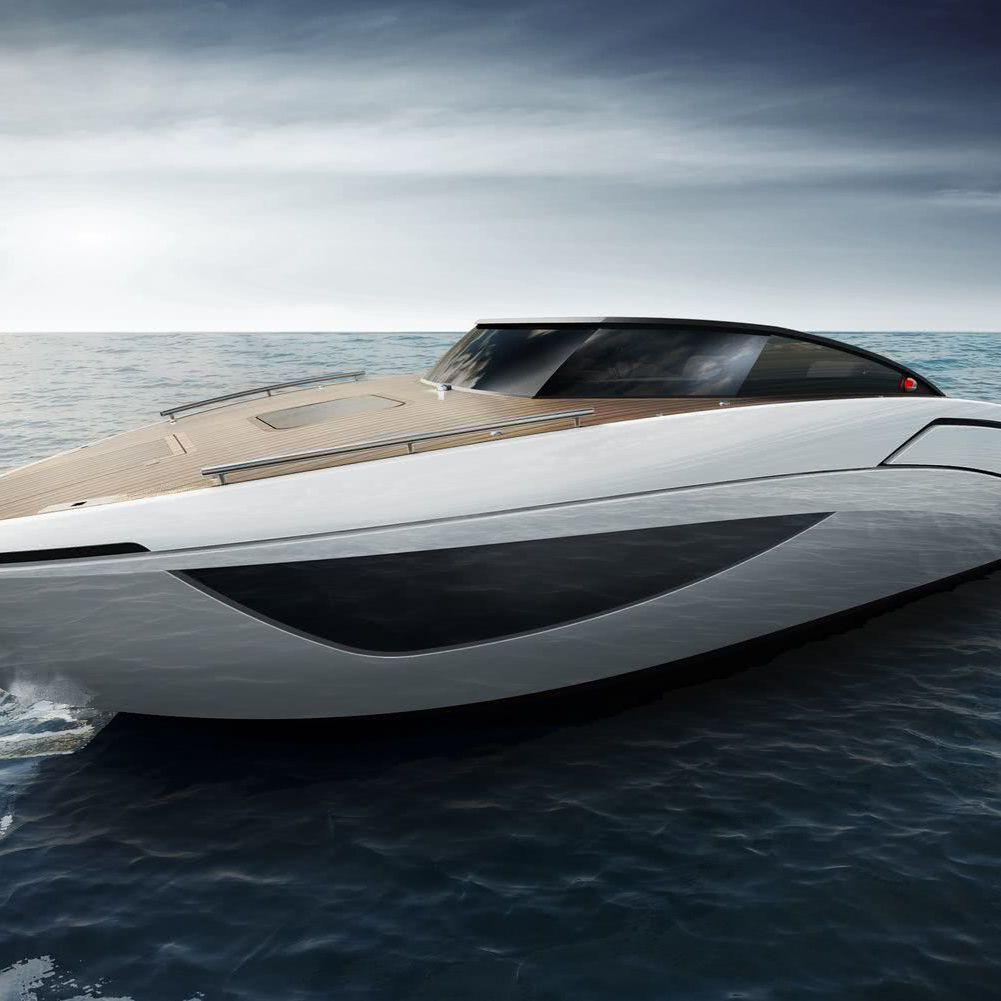 Nerea NY24 Superyacht Tender Day Boat