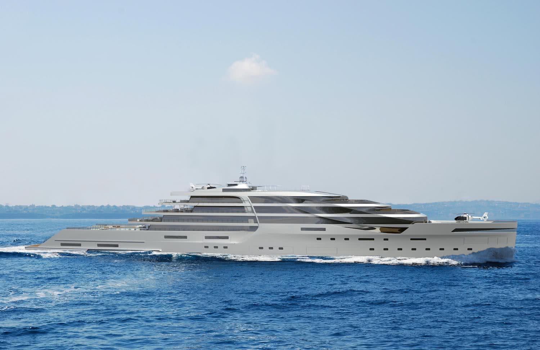 Project-XIA-Superyacht Hijos de Barreras Shipyard