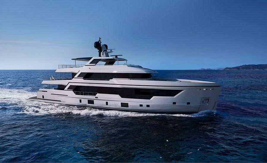 Rosetti Superyachts 38m