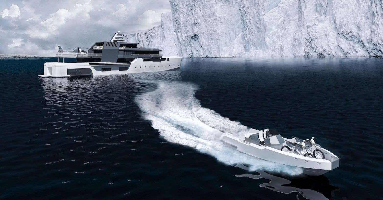 Sestante Gianmarco Cardia Yacht Design