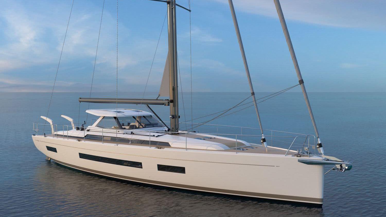 Amel 60 Luxury Sailing Yacht