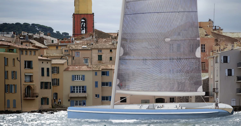 Che vella vita sailing yacht beiderbeck designs