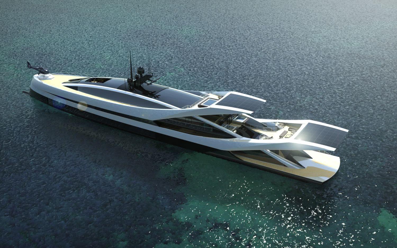 H377 Motor Yacht Design Stefano Buiaroni