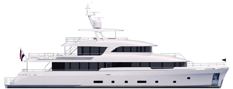 Moonen Martinique YN199 Motor Yacht
