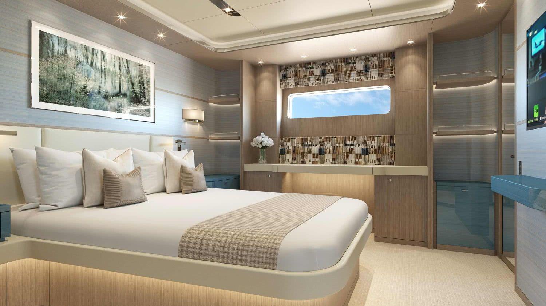 Moonen Martinique YN199 Motor Yacht Interior