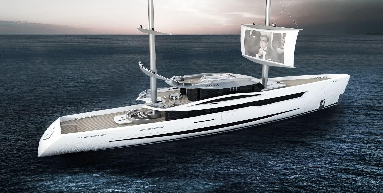 Vela Sailing Yacht Gianmarco Cardia