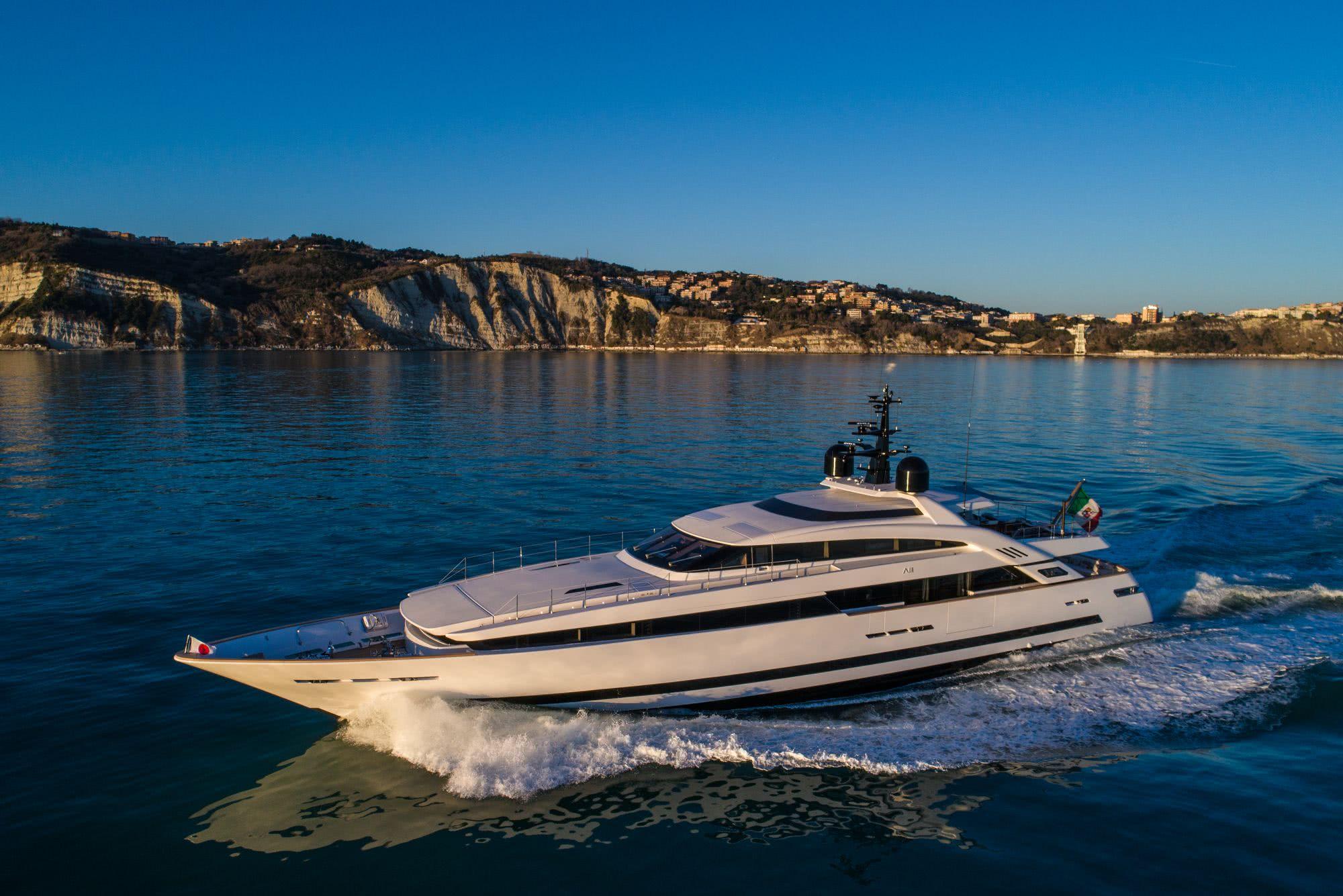 Agora III Motor Yacht