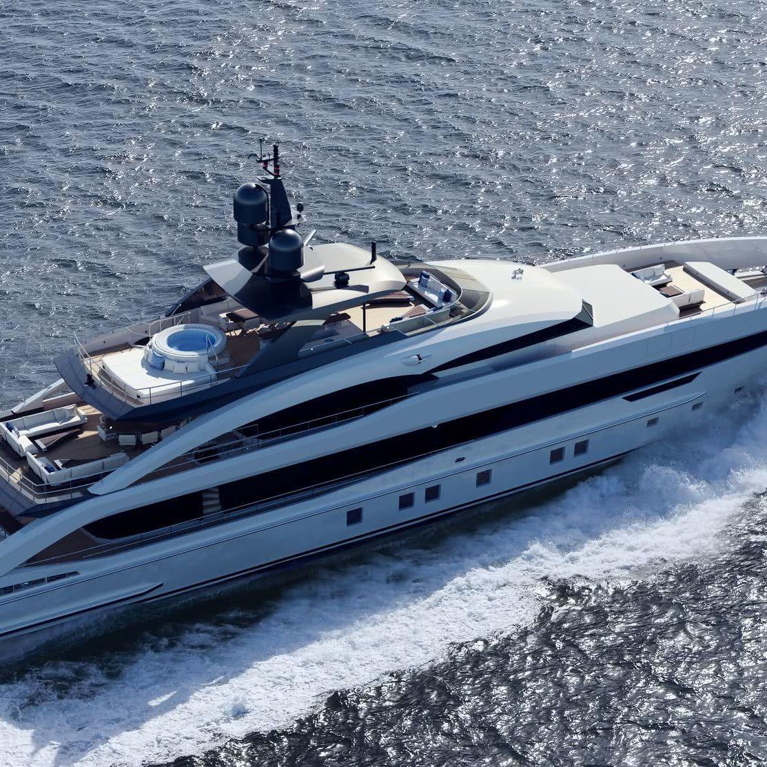 Aquamarine Yacht Heesen