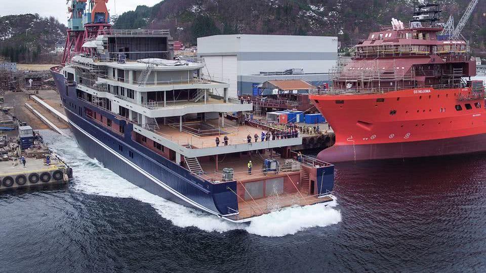ULYSSES Yacht 116m
