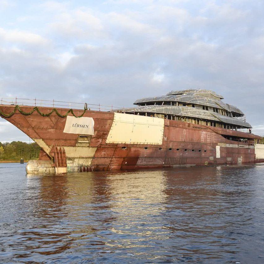 Madsummer Yacht Lürssen