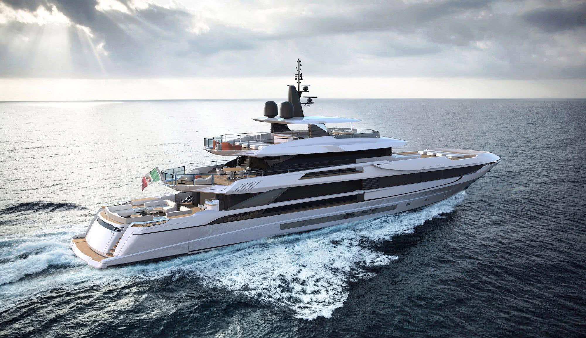 Mangusta Oceano 50 Motor Yacht