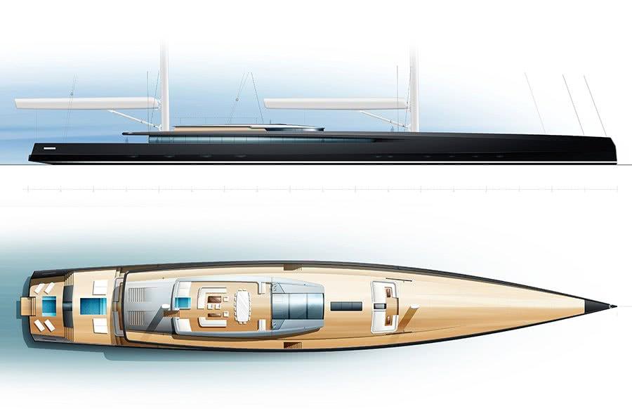 SY300 Sailing Yacht Philippe Briand