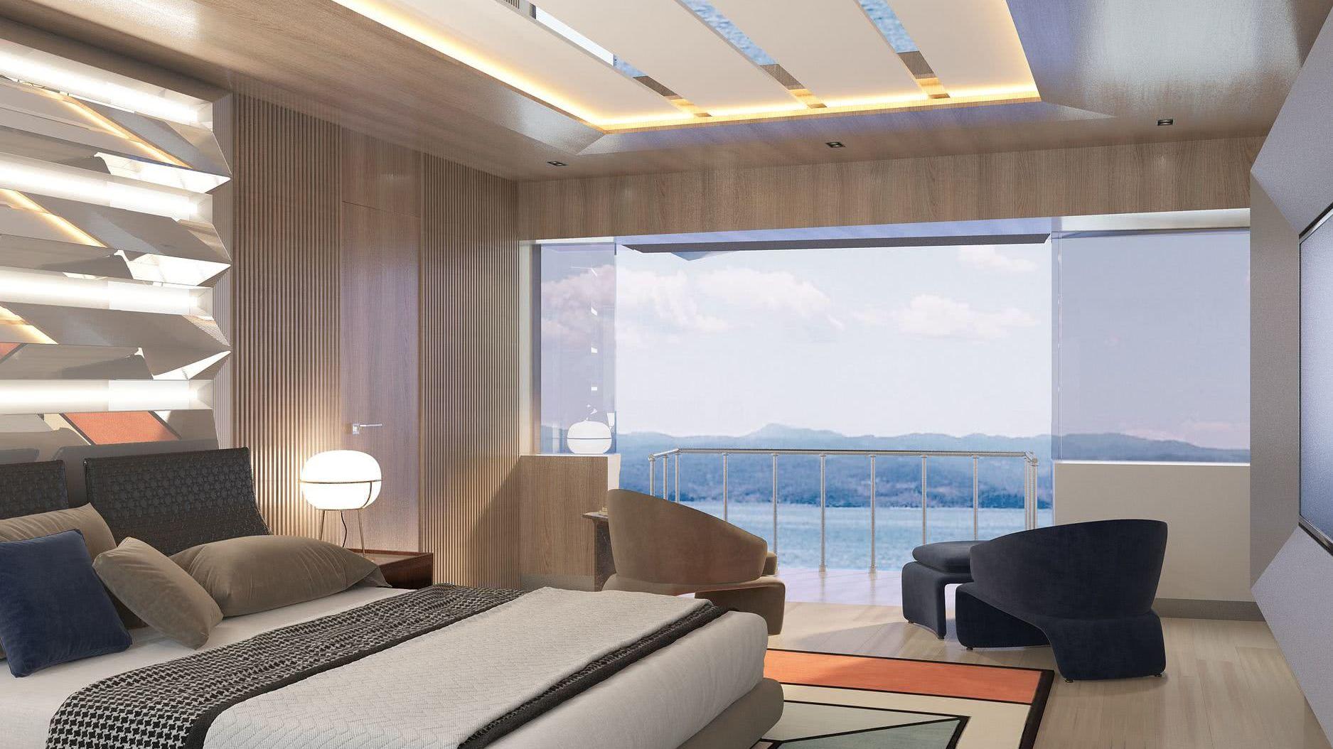 130 Viatorem Explorer Yacht Interior