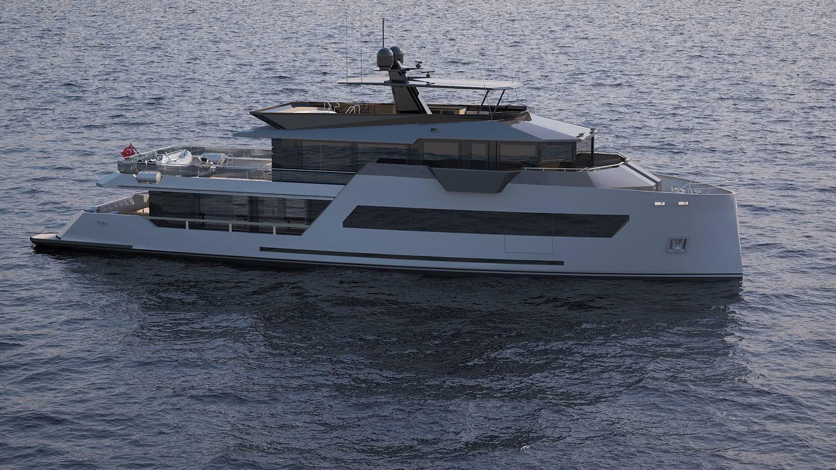 130 Viatorem Explorer Yacht Otobot