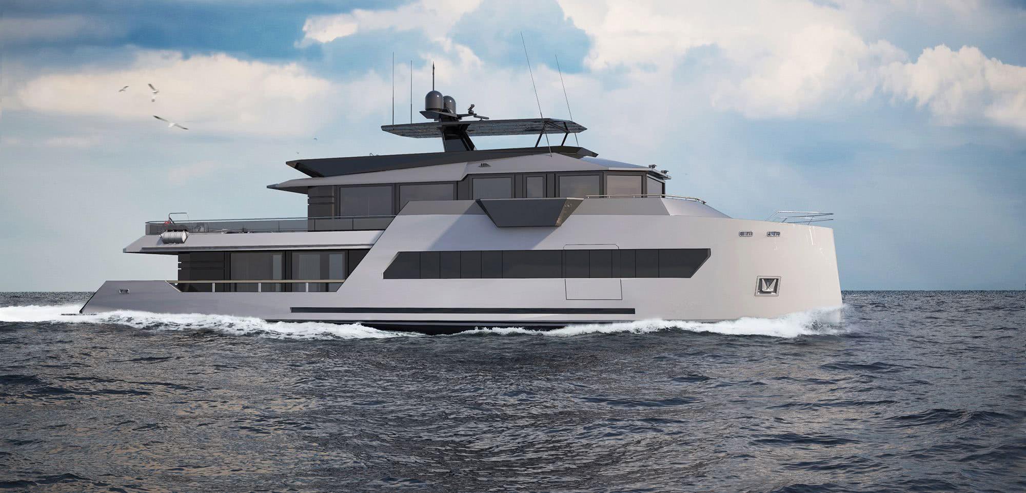130 Viatorem Explorer Yacht
