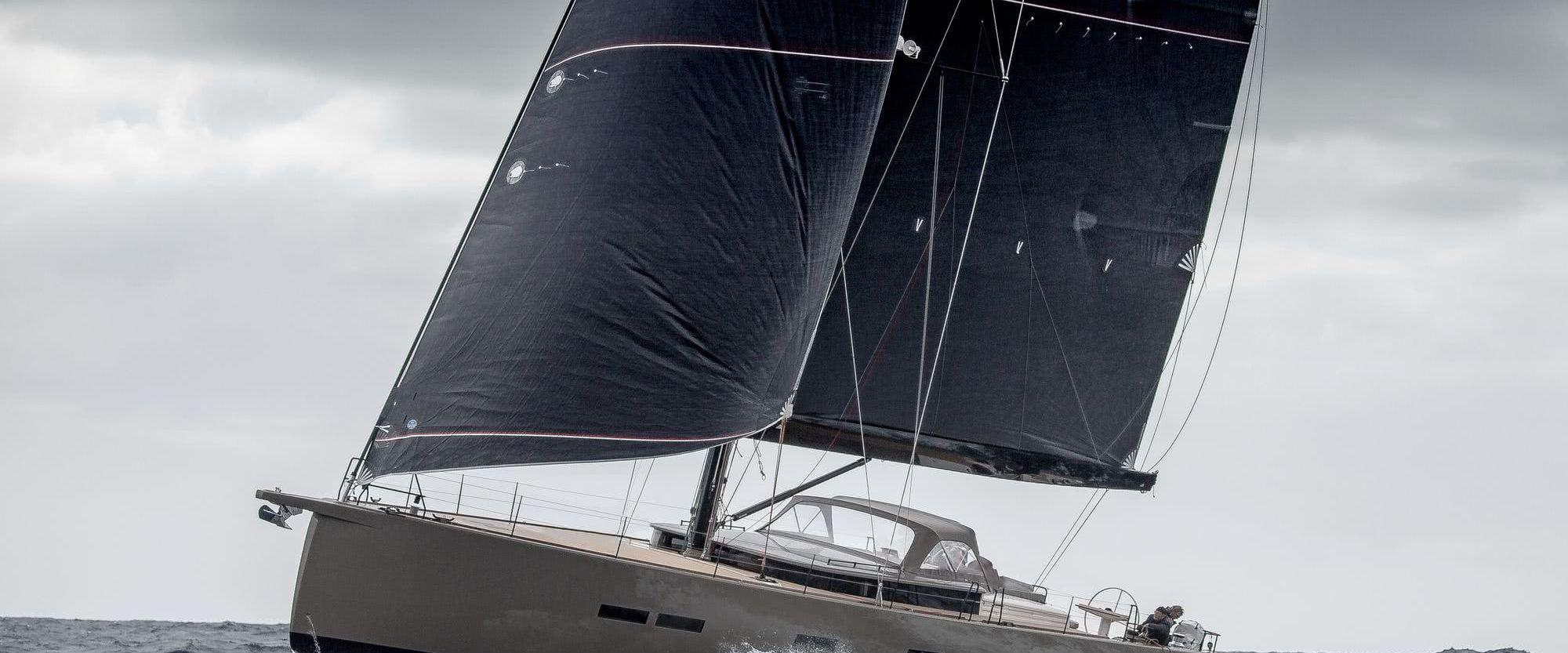 Bella Sailing Yacht Y7