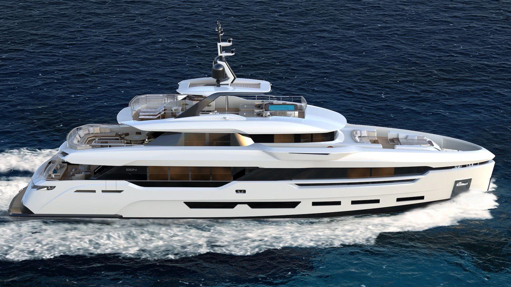 DOM 123 Motor Yacht Stefano Viafidis