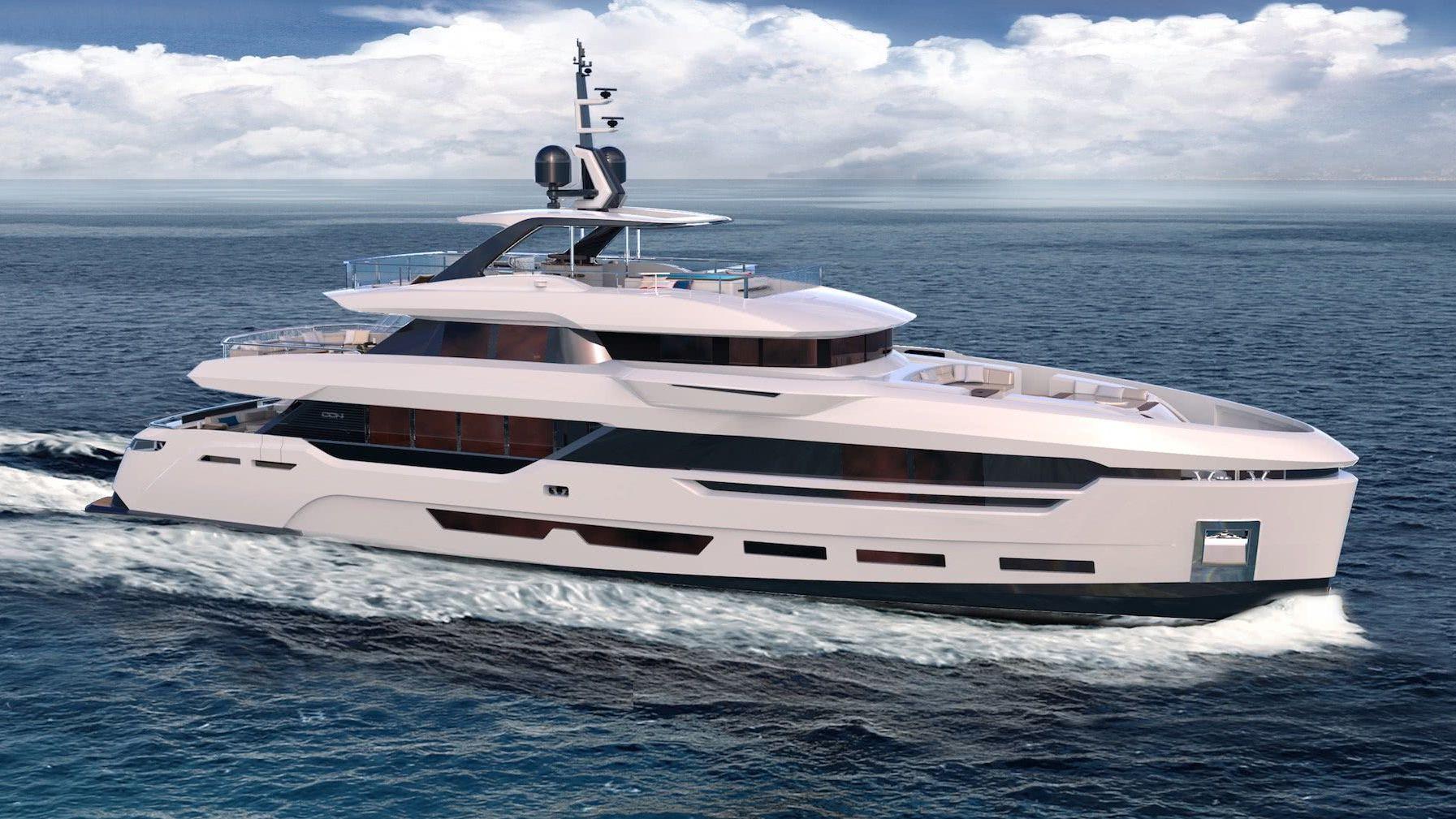 DOM 123 Motor Yacht