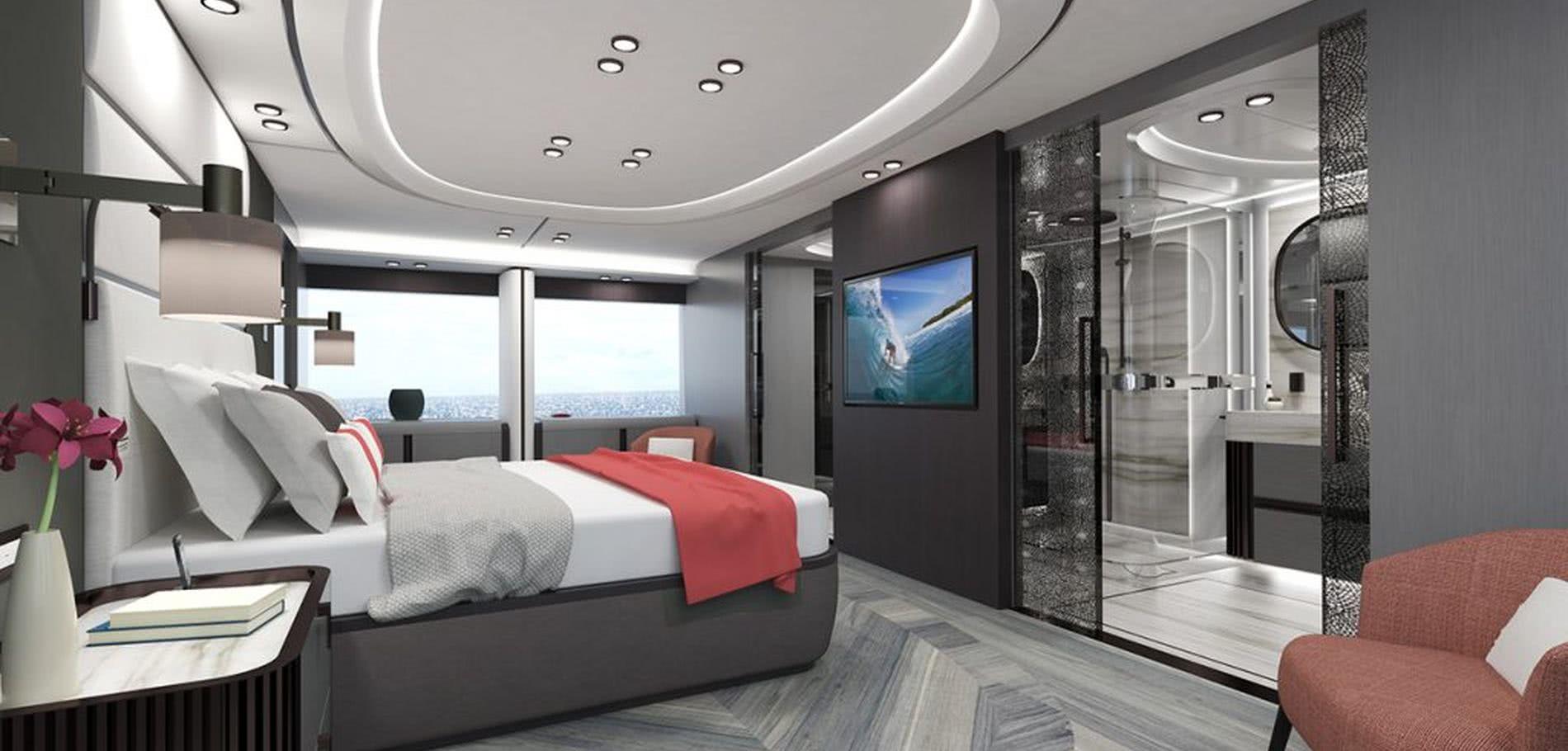 Extra 130 Interior