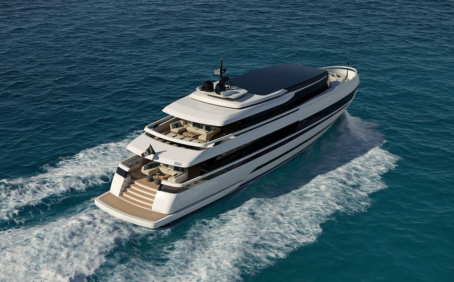 Extra 130 Motor Yacht Extra Yachts