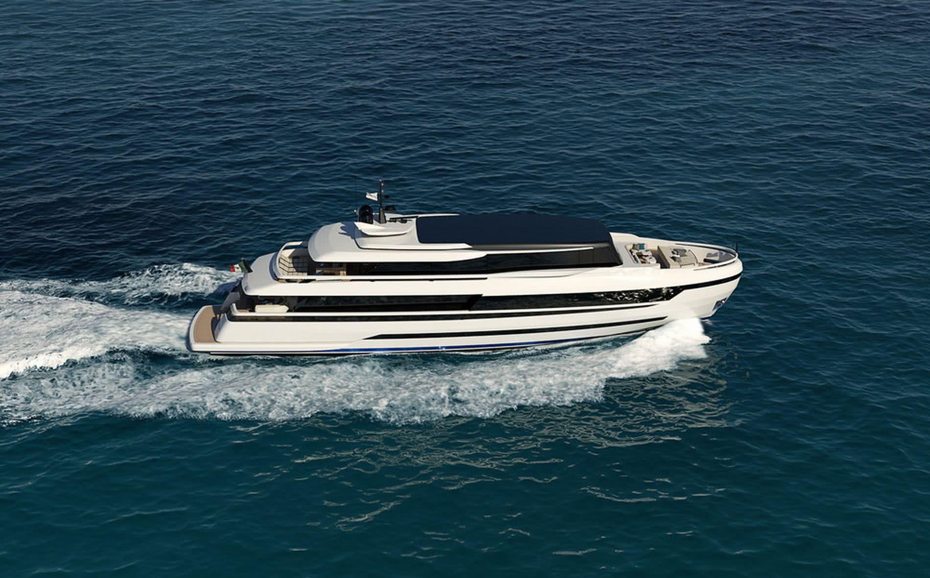 Extra 130 Motor Yacht