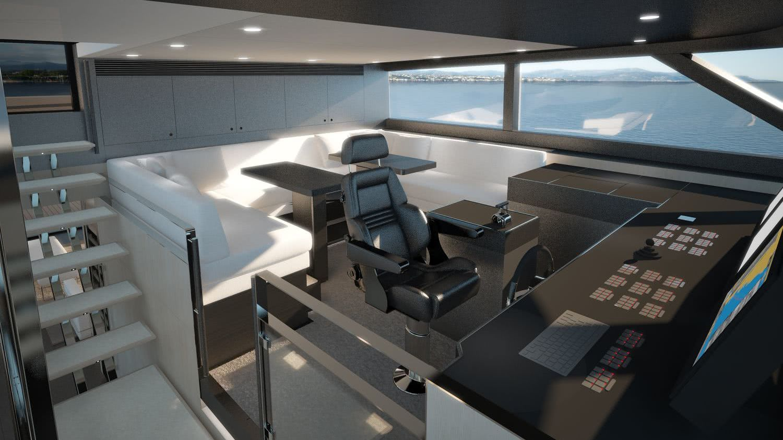 Jangada 2 Motor Yacht Van der Valk