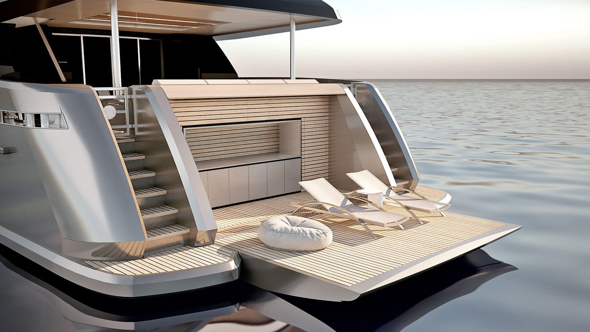 Ocean King New Classic 108 VYD Studio Interior