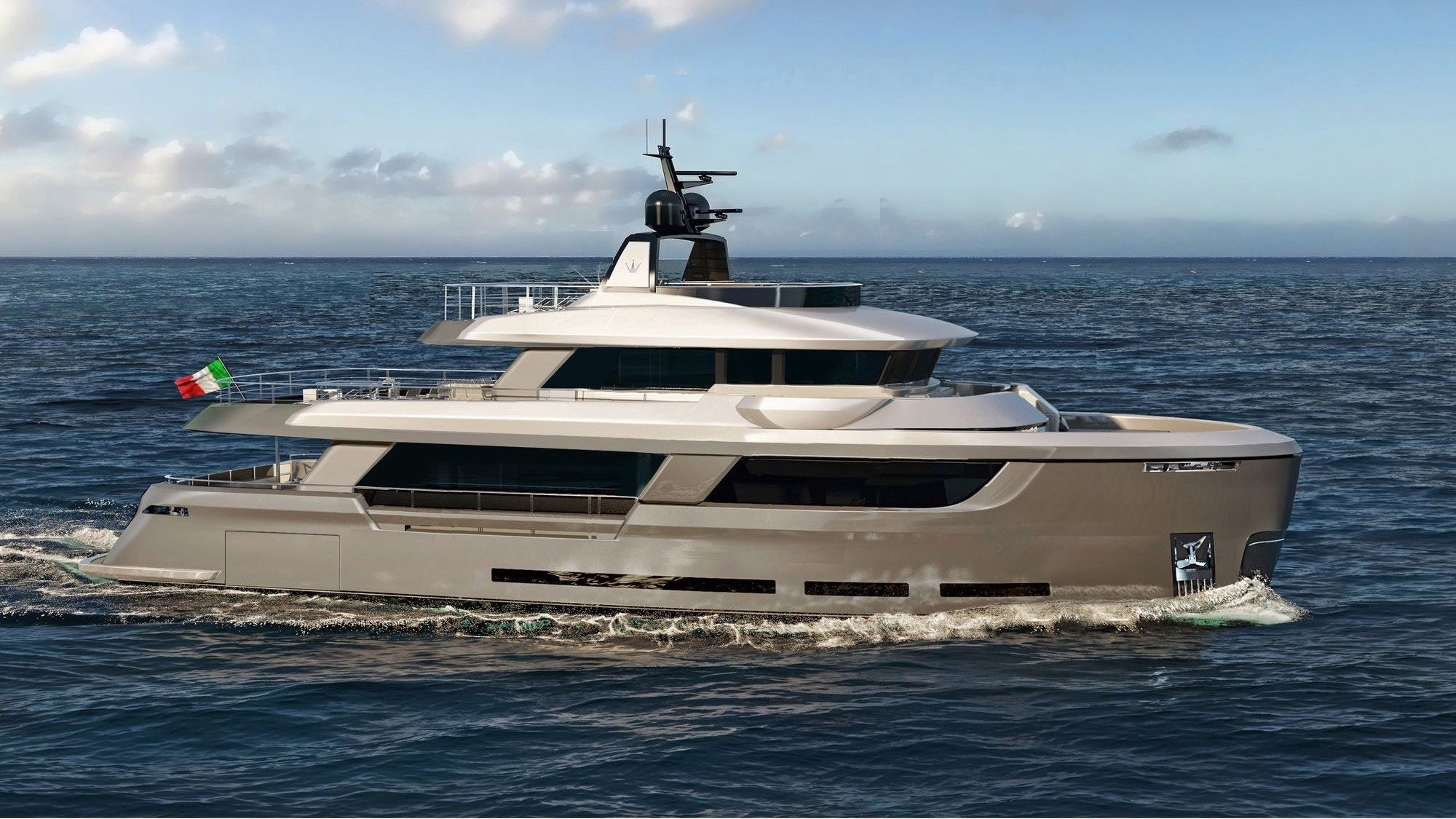 Ocean King New Classic 108 VYD Studio