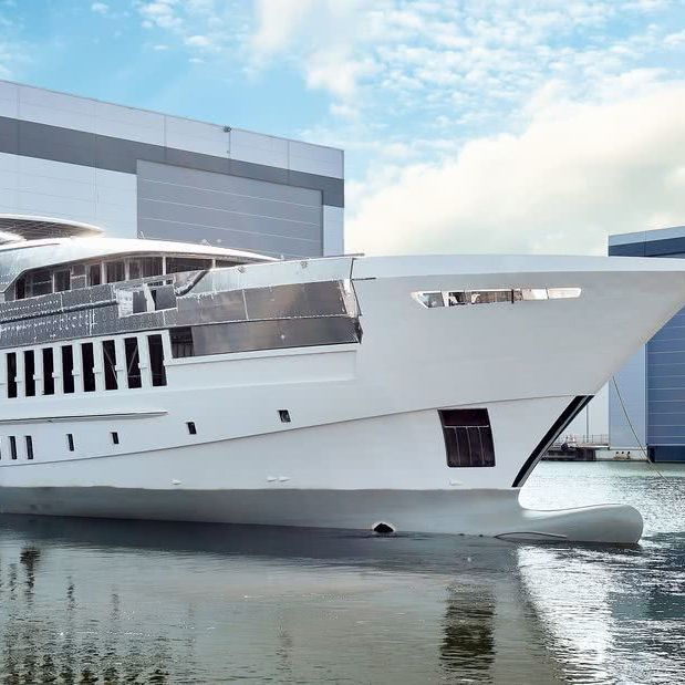 Project Pollux Heesen Yachts