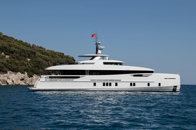 Virgen del Mar VI Yacht