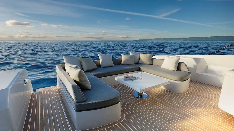 Motor Yacht Cetera 60
