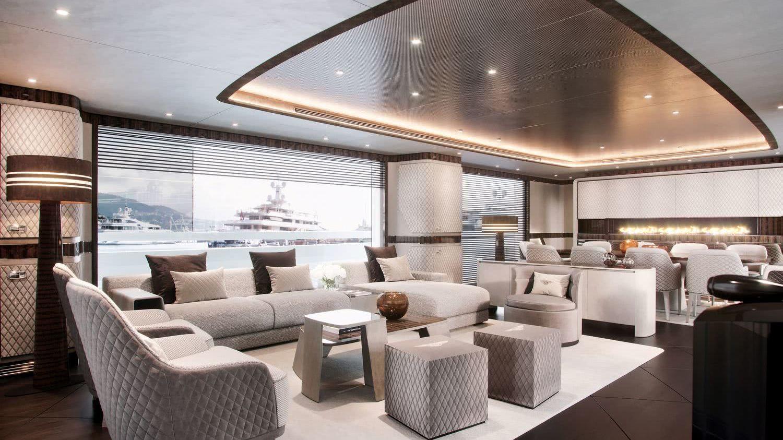 Dynamiq Global 330 Interior Explorer Yacht