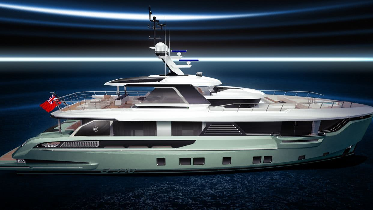 Dynamiq Global 330 Explorer Yacht