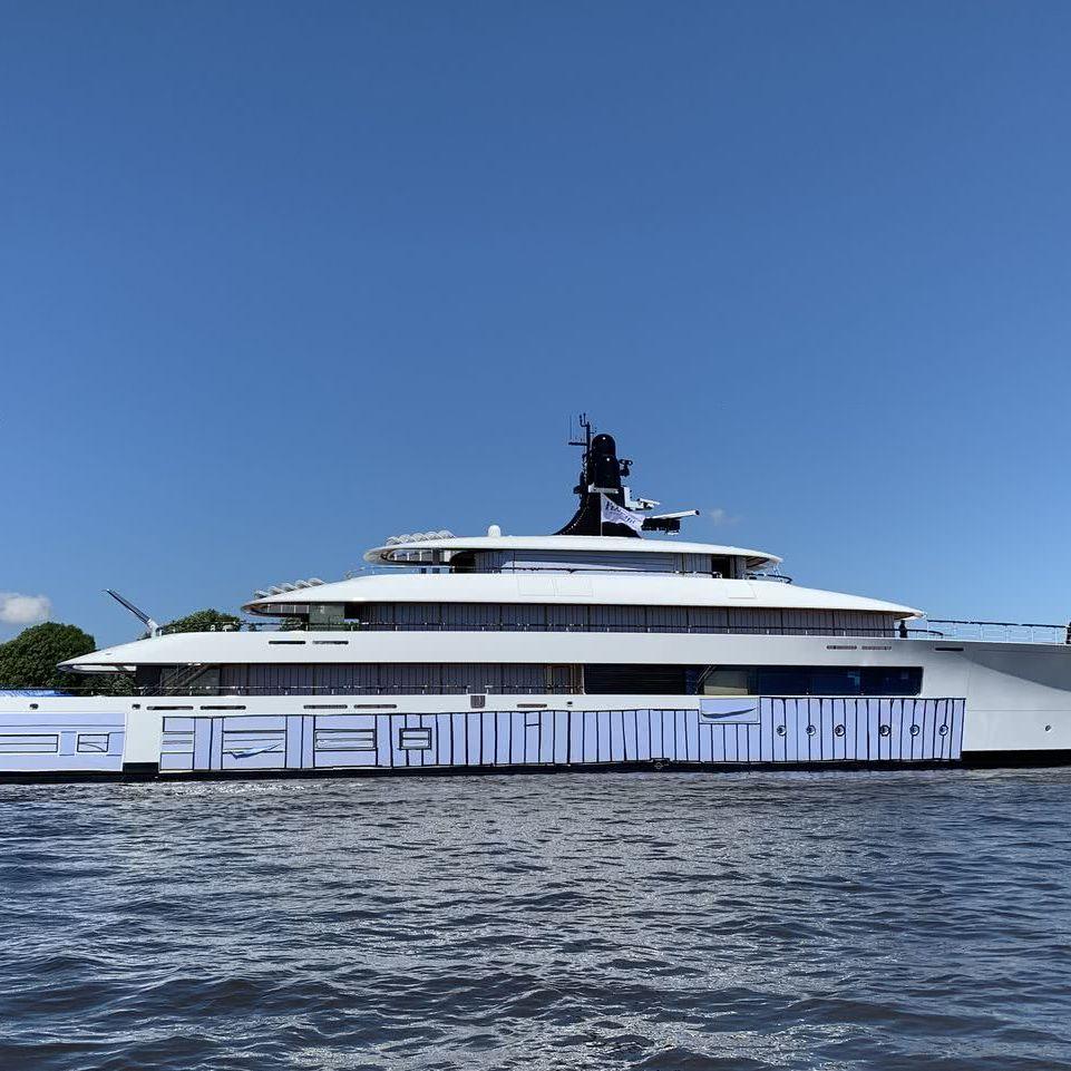 SYZYGY 818 Feadship Yacht