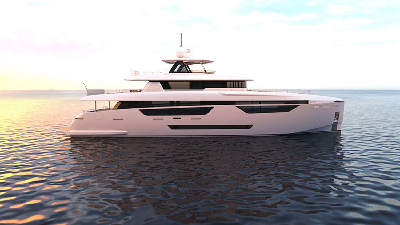 Johnson 115 Motor Yacht