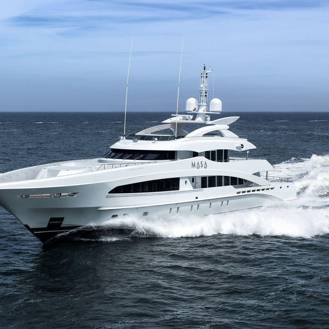 Masa Yacht Heesen Yachts