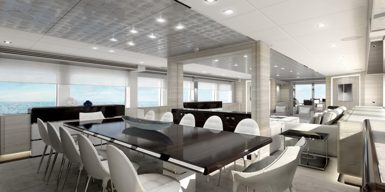 Masa Yacht Interior