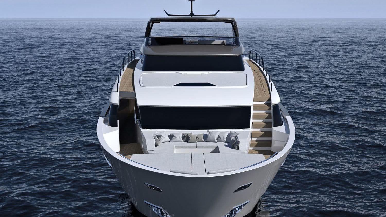 Sanlorenzo SL96 Motor Yacht